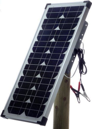 Солнечная панель OLLI120B/180B/250B+ Мощность 20 Ватт