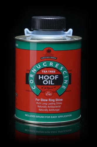 Cornucrescine Tea Tree Hoof Oil. Смазка для копыт с маслом чайного дерева. Carr&Day&Martin