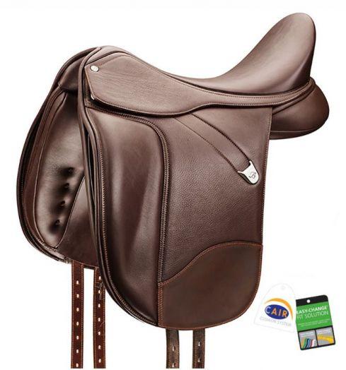 Bates Dressage Saddle + (CAIR)  Выездковое седло