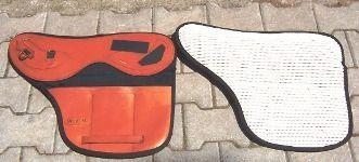Пад с карманами из ткани Sympatex для седел Podium