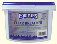 "Equimins Clear Breather Supplement. Подкормка ""Чистое дыхание"" 700 гр и 1,4 кг"