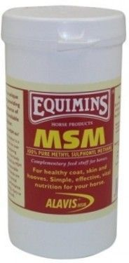 Equimins MSM и сера. Подкормка для мышц, копыт, суставов и сухожилий
