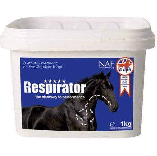 NAF Respirator. Подкормка для легких 1 кг