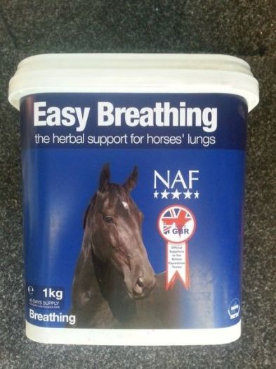 "NAF Easy Breathing. Подкормка ""Чистое дыхание"" 1 кг."