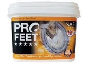 NAF Profeet. Подкормка для шерсти, копыт и печени. 1,3 и 3 кг