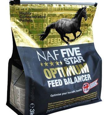 NAF Optimum Feed Balancer подкормка для пищеварения. 3 кг